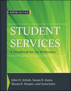 Student Services 5th Edition 9780470454985 0470454989
