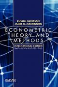 Econometric Theory and Methods: Econometric Theory and Methods 0 9780195391053 0195391055