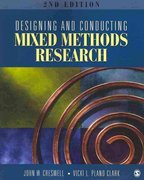 Designing and Conducting Mixed Methods Research 2nd edition 9781412975179 1412975174