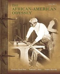 The African-American Odyssey 5th edition 9780205728862 0205728863