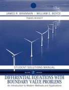 Differential Equations, Student Solutions Manual: An Introduction to Modern Methods and Applications 2nd edition 9780470458259 0470458259