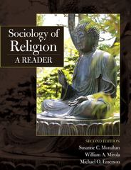 Sociology of Religion 2nd edition 9780205710829 0205710824