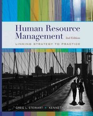 Human Resource Management 2nd edition 9780470530498 0470530499