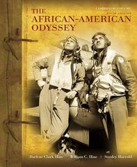 The African-American Odyssey, Combined Volume 5th edition 9780205728817 0205728812