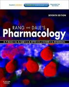 Rang & Dale's Pharmacology 7th Edition 9780702034718 0702034711