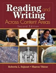 Reading and Writing Across Content Areas 2nd Edition 9781412937627 1412937620