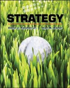 Strategy, 2008-2009 1st edition 9780073381282 0073381284