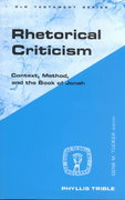 Rhetorical Criticism 0 9780800627980 0800627989