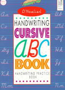 D'Nealian Handwriting ABC Book 0 9780673360229 0673360229