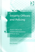 Security Officers and Policing 1st Edition 9781317058007 1317058003