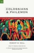 Colossians and Philemon 1st Edition 9780830840120 0830840125