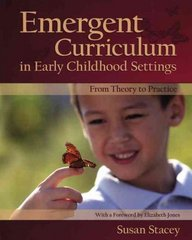 Emergent Curriculum in Early Childhood Settings 1st Edition 9781933653419 1933653418