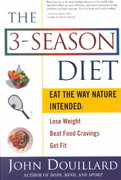 The 3-Season Diet 0 9780609805435 0609805436