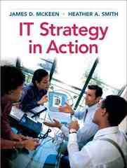 IT Strategy in Action 1st edition 9780136036319 0136036317