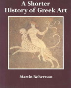 A Shorter History of Greek Art 1st Edition 9780521280846 0521280842