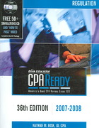 CPA Comprehensive Exam Review 36th edition 9781579615567 1579615562