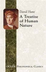 A Treatise of Human Nature 1st Edition 9780486432502 0486432505