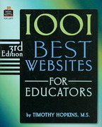 1001 Best Websites for Educators, 3rd Edition 3rd edition 9780743938778 0743938771