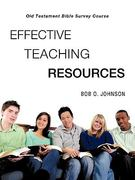 Effective Teaching Resources, Old Testament Bible Survey Course 0 9781615798179 161579817X