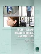 ICC A117.1 2009 Accessible and Usable Buildings and Facilities 1st edition 9781580019187 1580019188