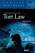 Principles of Tort Law, 3D 3rd edition 9780314195388 0314195386