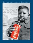 Global Marketing 4th edition 9780131968547 0131968548