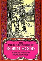 The Merry Adventures of Robin Hood 0 9780486220437 0486220435