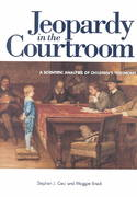 Jeopardy in the Courtroom 1st Edition 9781557986320 1557986320