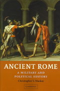 Ancient Rome 1st Edition 9780521711494 0521711495