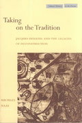 Taking on the Tradition 1st edition 9780804744225 080474422X