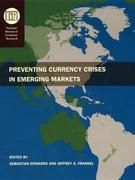 Preventing Currency Crises in Emerging Markets 0 9780226184944 0226184943