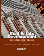 Real Estate Development 4th Edition 9780874209716 0874209714