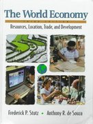 The World Economy 3rd edition 9780137277698 0137277695