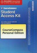 Build-Your-Own CourseCompass Student Access Kit 1st edition 9780131824355 013182435X