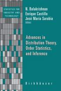 Advances in Distribution Theory, Order Statistics, and Inference 1st edition 9780817643614 0817643613