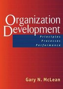 Organization Development 1st Edition 9781576753132 1576753131