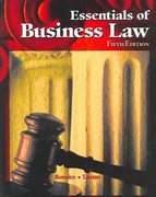 Essentials of Business Law 8th edition 9780078305054 0078305055