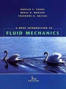 A Brief Introduction to Fluid Mechanics 3rd edition 9780471660774 0471660779