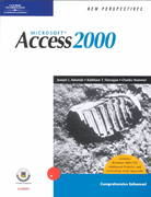 New Perspectives on Microsoft Access 2000, Comprehensive Enhanced 2nd edition 9780619044305 0619044306
