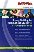 Essay Writing for High School Students: A Step-by-Step Guide 3rd edition 9781419552151 1419552155
