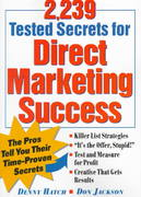 2,239 Tested Secrets for Direct Marketing Success: The Pros Tell You Their Time-Proven Secrets 1st edition 9780844203492 0844203491