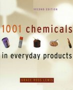 1001 Chemicals in Everyday Products 2nd edition 9780471292128 0471292125