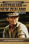 Historical Dictionary of Australian and New Zealand Cinema 0 9780810854598 0810854597