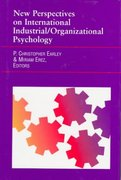 New Perspectives on International Industrial/Organizational Psychology 1st edition 9780787909369 078790936X