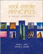 Real Estate Principles 1st edition 9780073196145 0073196142