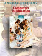 Annual Editions: Computers in Education, 12/e 12th edition 9780073397276 007339727X