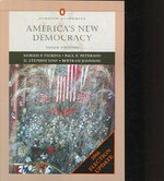 America's New Democracy 3rd edition 9780321423627 0321423623