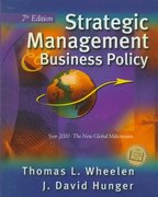 Strategic Management and Business Policy 7th edition 9780201615432 0201615436