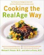Cooking the RealAge Way 0 9780060009359 0060009357