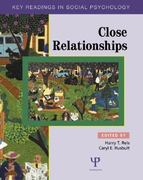 Close Relationships 1st edition 9780863775963 0863775969